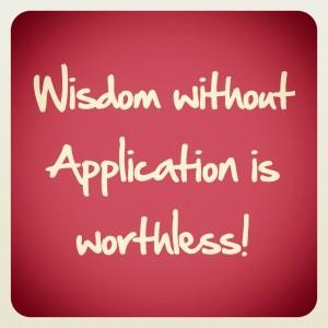Learning Wisdom