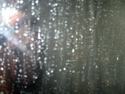 Rainy Night in Baltimore