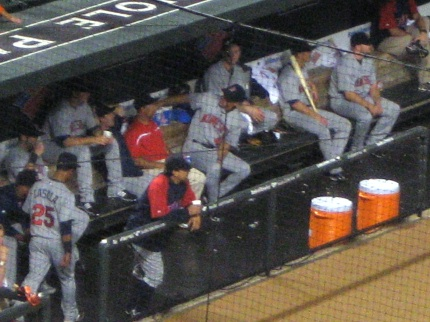 Twins Dugout