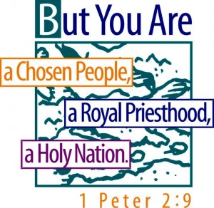 holiness 1 Peter 2-9